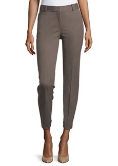 Lafayette 148 New York Perry Slim Cuffed Suiting Pants