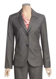 Lafayette 148 New York Pinstripe Jacket - Wool (For Women)