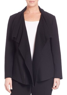 Lafayette 148 New York, Plus Size Darcy Jacket