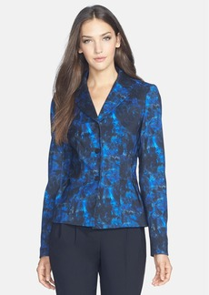 Lafayette 148 New York 'Polly' Wool Blend Jacket