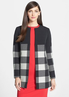 Lafayette 148 New York 'Pria - Cross Road' Coat