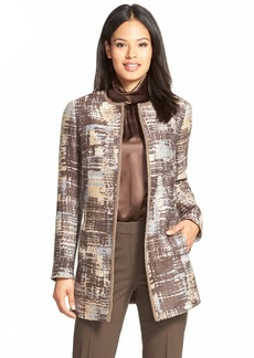 Lafayette 148 New York 'Pria - Rhythmic Waves' Jacket