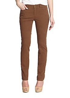 Lafayette 148 New York Printed Skinny Jeans