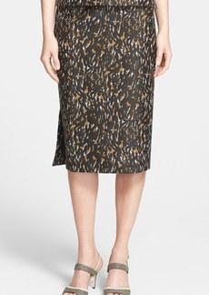 Lafayette 148 New York 'Priscilla - Urban Jacquard' Skirt