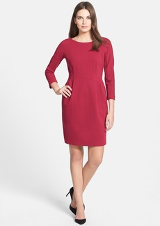 Lafayette 148 New York Punto Milano Sheath Dress