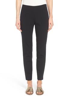 Lafayette 148 New York Punto Milano Slim Pants (Regular & Petite)