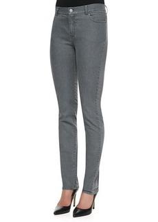 Lafayette 148 New York Rain Bella Curvy Slim Jeans