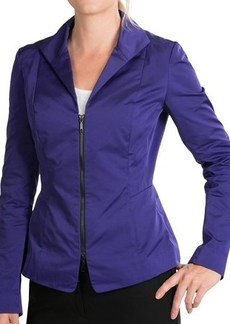 Lafayette 148 New York Raleigh Couture Cloth Jacket - Full Zip (For Women)