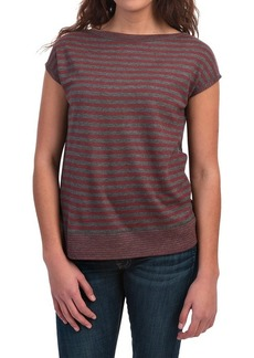 Lafayette 148 New York Relaxed Shirt - Short Sleeve (For Women)