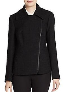 Lafayette 148 New York Rosario Bouclé Wool Jacket