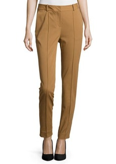 Lafayette 148 New York Seamed Pants with Back Slit