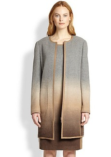 Lafayette 148 New York Shira Ombré Coat