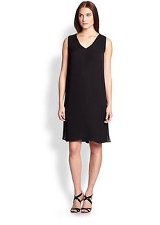 Lafayette 148 New York Silk Chiffon Vaughn Dress