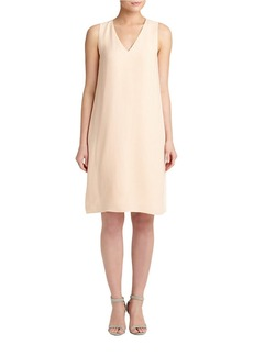 LAFAYETTE 148 NEW YORK Silk Chiffon Vaughn Dress