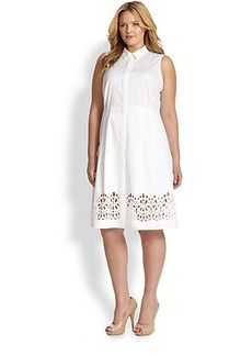 Lafayette 148 New York, Sizes 14-24 Bronte Dress