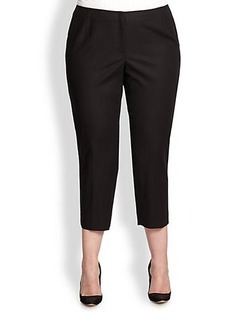 Lafayette 148 New York, Sizes 14-24 Cropped Bleecker Pants