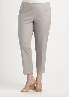 Lafayette 148 New York, Sizes 14-24 Cropped Bleeker Pants