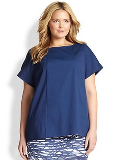 Lafayette 148 New York, Sizes 14-24 Deryn Top