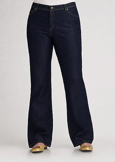 Lafayette 148 New York, Sizes 14-24 Five-Pocket Jeans