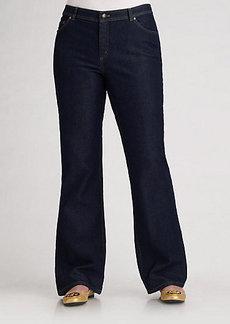 Lafayette 148 New York, Sizes 14-24 Five-Pocket Jeans