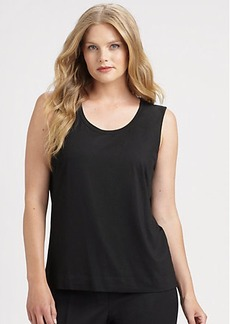 Lafayette 148 New York, Sizes 14-24 Jersey Tank Top