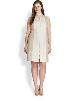 Lafayette 148 New York, Sizes 14-24 Kamryn Dress