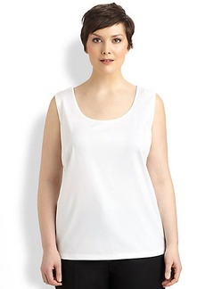 Lafayette 148 New York, Sizes 14-24 Long Tank Top