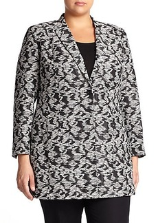 Lafayette 148 New York, Sizes 14-24 Marlee Jacket