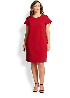 Lafayette 148 New York, Sizes 14-24 McKayla Shift Dress
