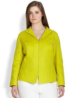 Lafayette 148 New York, Sizes 14-24 Raleigh Jacket