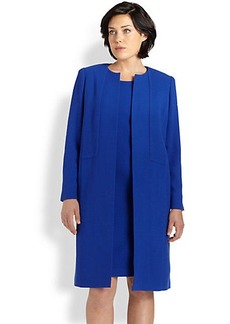 Lafayette 148 New York, Sizes 14-24 Soraya Coat