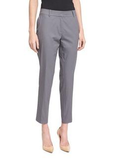 Lafayette 148 New York Skinny Cropped Pants
