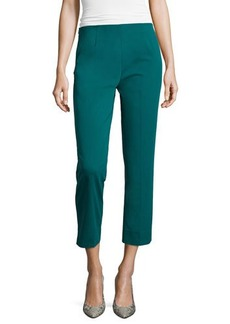 Lafayette 148 New York Skinny-Fit Cropped Pants