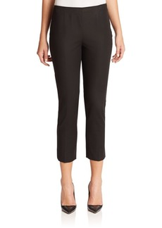 Lafayette 148 New York Slim Cropped Pants