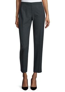 Lafayette 148 New York Slim-Leg Cropped Pants