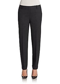 Lafayette 148 New York Slim-Leg Cuffed Pants