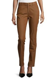 Lafayette 148 New York Slim-Leg Denim Pants