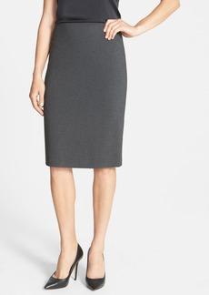 Lafayette 148 New York Slim Skirt
