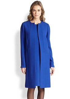 Lafayette 148 New York Soraya Long Coat