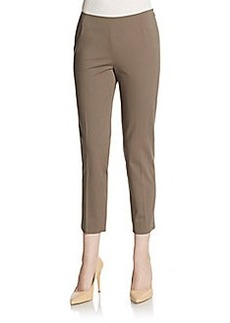 Lafayette 148 New York Stanton Cropped Trousers
