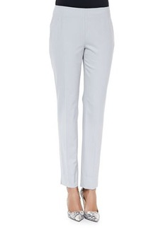 Lafayette 148 New York Stanton Cropped Wool Pants