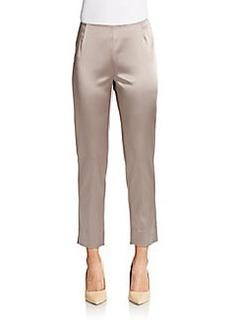 Lafayette 148 New York Stanton Satin Pants
