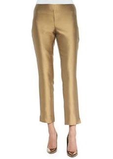 Lafayette 148 New York Stanton Stretch Cropped Pants