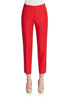 Lafayette 148 New York Stanton Wool Cropped Pants