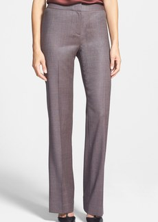 Lafayette 148 New York Stretch Wool Blend Suiting Pants
