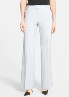 Lafayette 148 New York Stretch Wool Pants