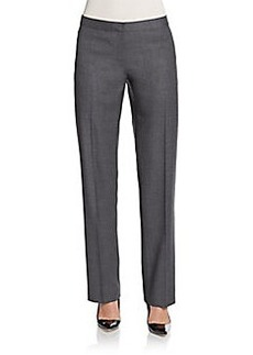 Lafayette 148 New York Stretch-Wool Pants