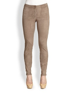 Lafayette 148 New York Suede Pants