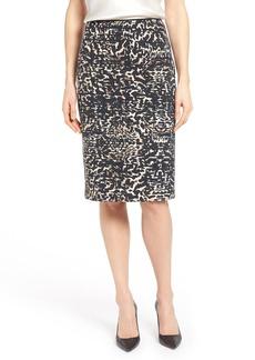 Lafayette 148 New York 'Sultry City' Modern Slim Skirt