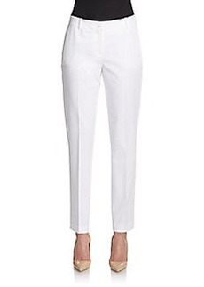 Lafayette 148 New York Tapered Ankle Pants